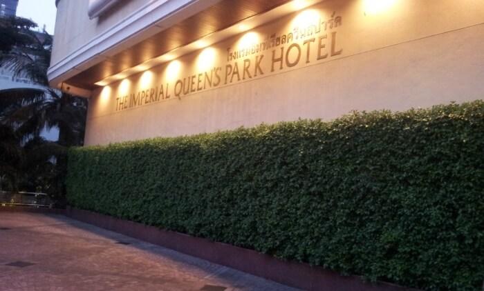 Imperial Queens Park Hotel Closed