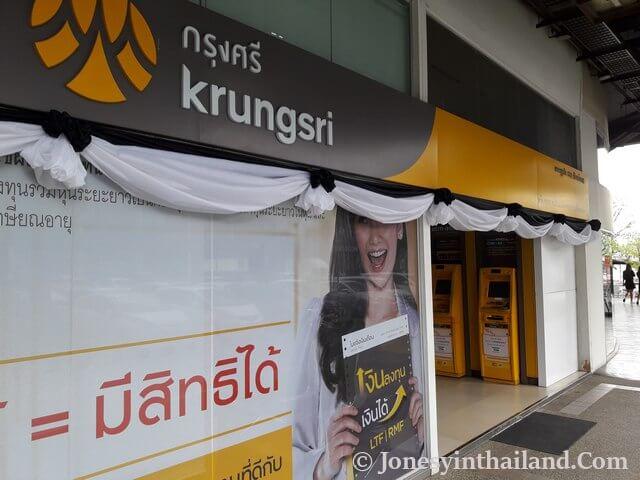 Krungsri Thailand ATM