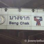 BTS sign Bang Chak